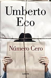 Número cero par Umberto Eco