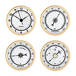 Barometer set bronze 8th anniversary gift ideas for him