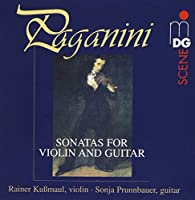 Sonatas for Violin & Guitar