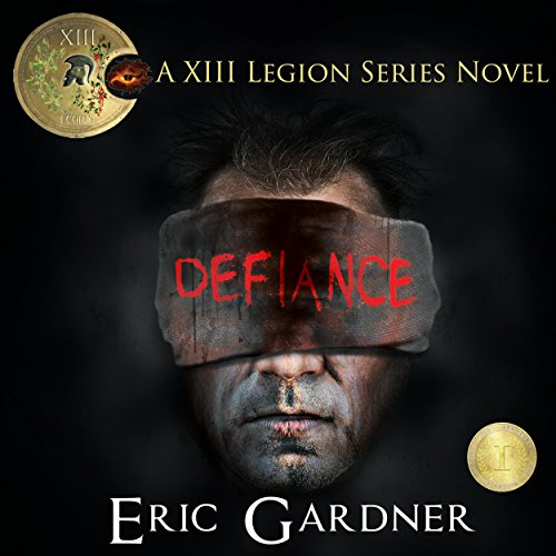 Defiance audiobook cover art