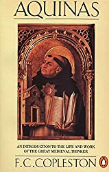 Aquinas: An Introduction to the Life and Work of the Great Medieval Thinker - F. C. Copleston Book Cover