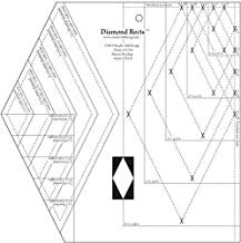diamond rects ruler