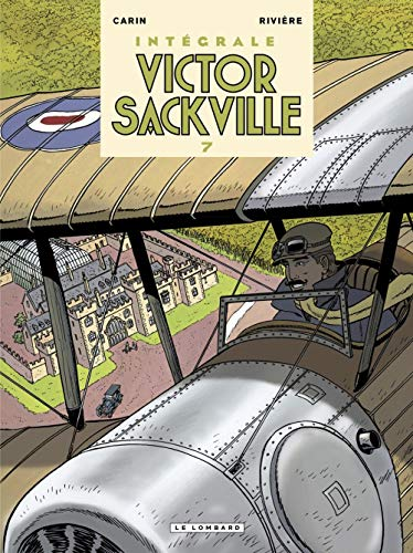 Intégrale Victor Sackville - tome 7 - Intégrale Victor Sackville 7
