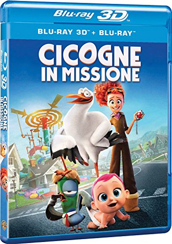 Storks - Cicogne in Missione 3D (2 Blu-Ray);Storks