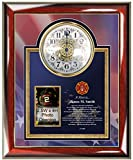 Firefighter Gift Poetry Clock Frame from Wife Girlfriend Fireman Poem Picture Frame Birthday Present Retirement Valentine's. Personalized Retirement Promotion Firemen Gift Poetry Clock Plaque