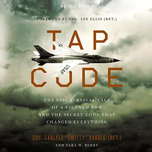 Tap Code audiobook cover art
