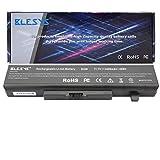 BLESYS B590 Batería del Ordenador portátil para Lenovo B480 B485 B490 B495 B580 B585 B590 B595 batería 11.1V 4400mAh Negro