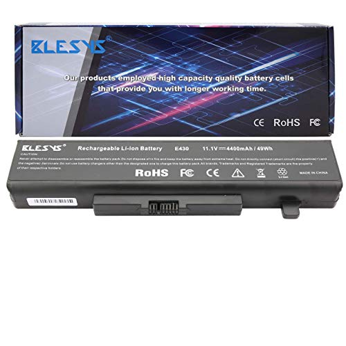 BLESYS Kompatibel mit Laptop Batterie Lenovo ThinkPad Edge E430 E431 E430C E435 E440 E530 E531 E535 E530c E540 Notebook Akkus