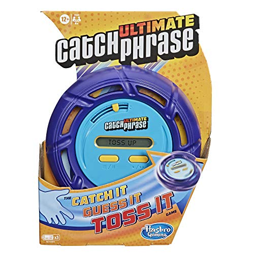 Ultimate Catch Phrase Electronic Party Game for Ages 12 and Up