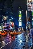 New York - Times Square HDR Stadt Städte Fotomotiv Kunst