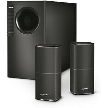 Bose Acoustimass 5 Serie V - Sistema de altavoces estéreo, negro