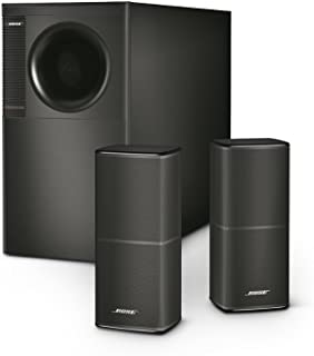 Bose Acoustimass 5 Series V Stereo Speakers, Black