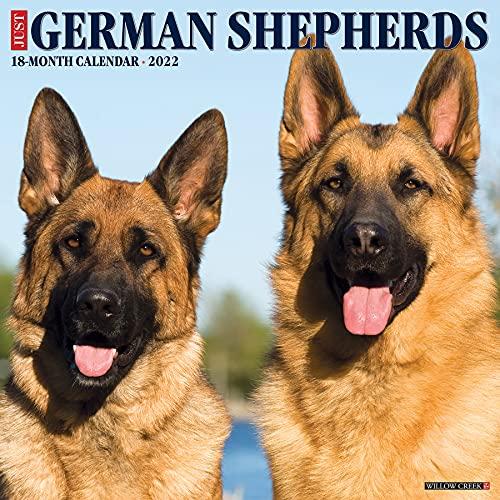 German Shepherd Calendars 2022