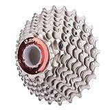 lahomia Cassette de Bicicleta MTB 11-36T Piñón de Rueda Libre Piñón Piñón Libre 8/9 Marchas - 9 velocidades 25 t, 155MM