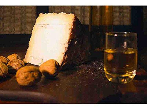 2 x 1.75 kg - Ovinforth, pecorino erborinato sardo, CasaFadda Formaggio di pecora sardo Pecorino con l'aggiunta della muffa nobile Penicillium Rocqueforti