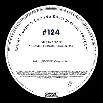 Compost Black Label #124 - Step by Step EP