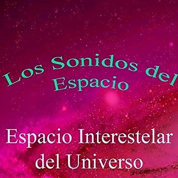 Los Sonidos del Espacio, Vol. 8 (Espacio Interestelar del Universo)