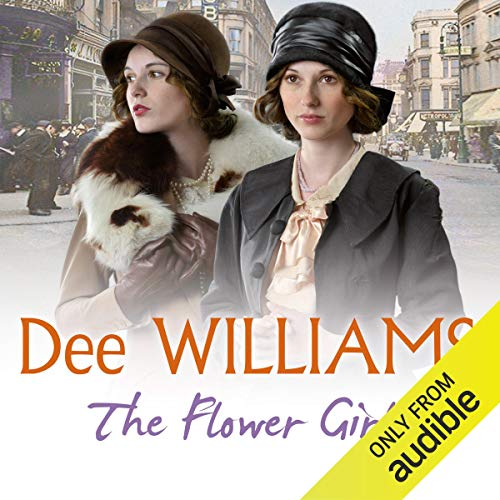 The Flower Girls audiobook cover art