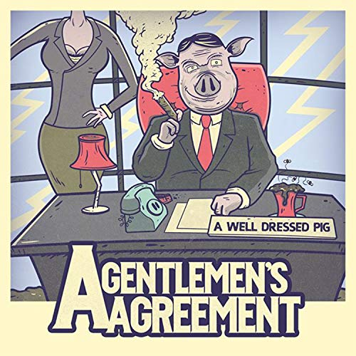 A Well Dressed Pig [Explicit]