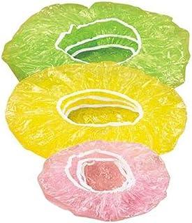 DASHUAI 24 Pièces Élastiques Couvercles Alimentaires Couvercles pour Fruits Ou Bols Tasses Ensemble De Couverture Cuisine ...