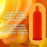 Durex-Preservativi-Gusto-con-aromi-fruttati-Fragola-banana-arancia-e-mela-12-preservativi