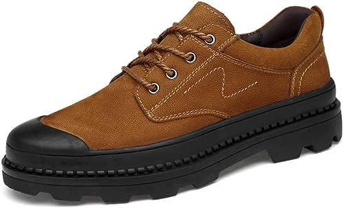 YIJIAN-chaussures Meilleures Ventes Chaussures Oxford Mode élégant Confortable Oxfords Décontracté Toe Ceinture résistant à l'usure Ceinture Chaussures de Travail au Chaud Robe Oxford Chaussures