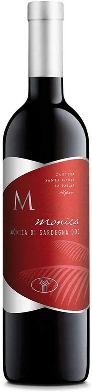 MONICA Cru Selezione 2018 Santa Maria la Palma 75 cl