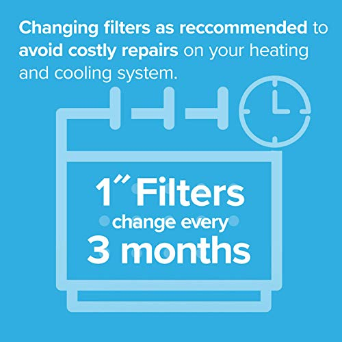 Filtrete 16x25x1, AC Furnace Air Filter, MPR 1000, Micro Allergen...