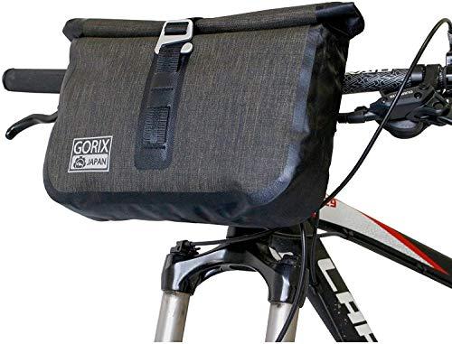 GORIX Bike Front Bag Cycling Handlebar Waterproof 5-6L Road Mountain Bicycle (B12)