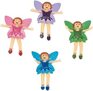 Fun Express Fairy Bendables Action Figure (1 Dozen)