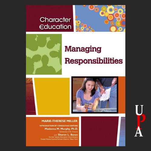 Managing Responsibilities audiobook cover art