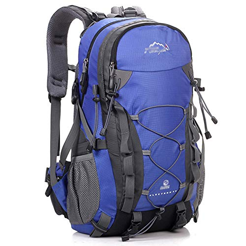 TAMIA Backpack, outdoor bag, men's and women's backpack, sports bag, shoulder pads, suitable for various outdoor sports: mountaineering, cycling