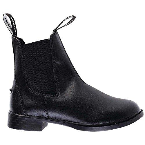 TOGGI 552–0045 Brampton Stivali da Equitazione (Nero, 31EU)