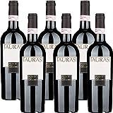 Taurasi Docg | Feudi di San Gregorio | 6 Bottiglie da 75 Cl | Vino Rosso | Campania | Idea Regalo