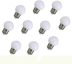 GHC LED Gloeilampen 10 stks/partijen warm/koud wit LED-lampje 3W AC220-240V E27 Energiebesparende LED-lamp for thuisverlic...