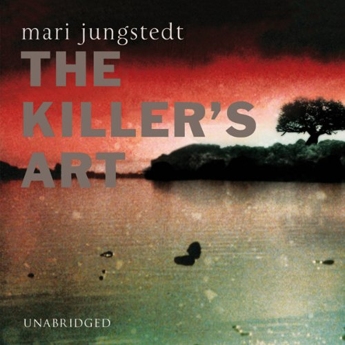 The Killer's Art audiobook cover art