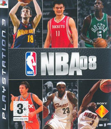 NBA 08 [Importación italiana]