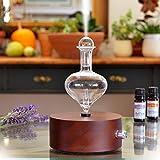 ArOmis Aromatherapy Diffuser - Professional Grade (Solum Nox Eros), Premium, Essential Oil Diffuser, Nebulizer, Nebulizing Machine, Waterless