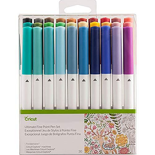 Cricut Ultimate Fine Point Pen Set 30/Pkg