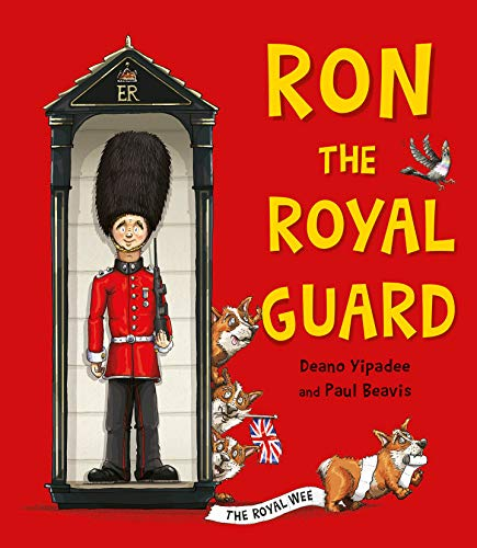 Yipadee, D: Ron the Royal Guard