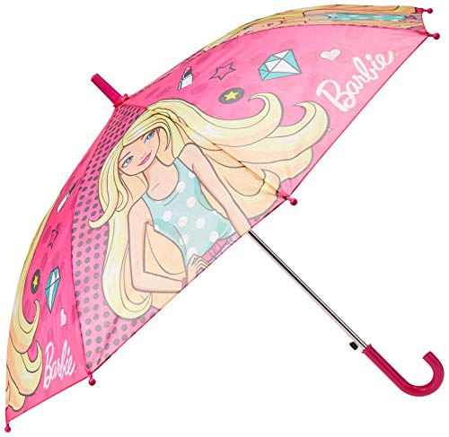 Sombrinha Top Barbie Mimo Style Rosa