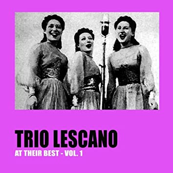 Trio Lescano at Their Best, Vol. 1