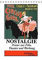 NOSTALGIE Poster aus Film, Theater und Werbung (Tischkalender 2022 DIN A5 hoch): Nostalgische Poster aus der guten alten Zeit (Monatskalender, 14 Seiten )