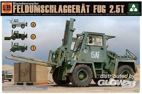descuento TAKOM TAK-2021 - 2.5T 2.5T 2.5T GUB Kit Modelo Bundeswehr Campo Handler  80% de descuento