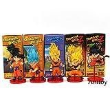 Dragon Ball Z Super Bataille de Saiyans Fils Goku PVC Chiffr