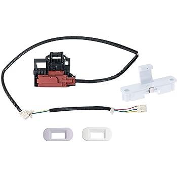 Amazon Com Whirlpool W10240513 Lid Lock Strike Home Improvement