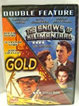 Gold/the Snows of Kilimanjaro by Roger Moore Gregory Peck