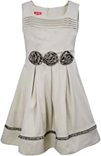 La-V Vestido de fiesta para niñas.