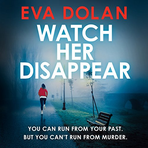 Watch Her Disappear audiobook cover art