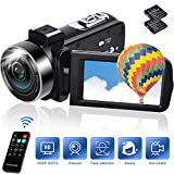 Best Camcorders - Camcorder 18X Digital Zoom Video Camera 1080P 30FPS Review